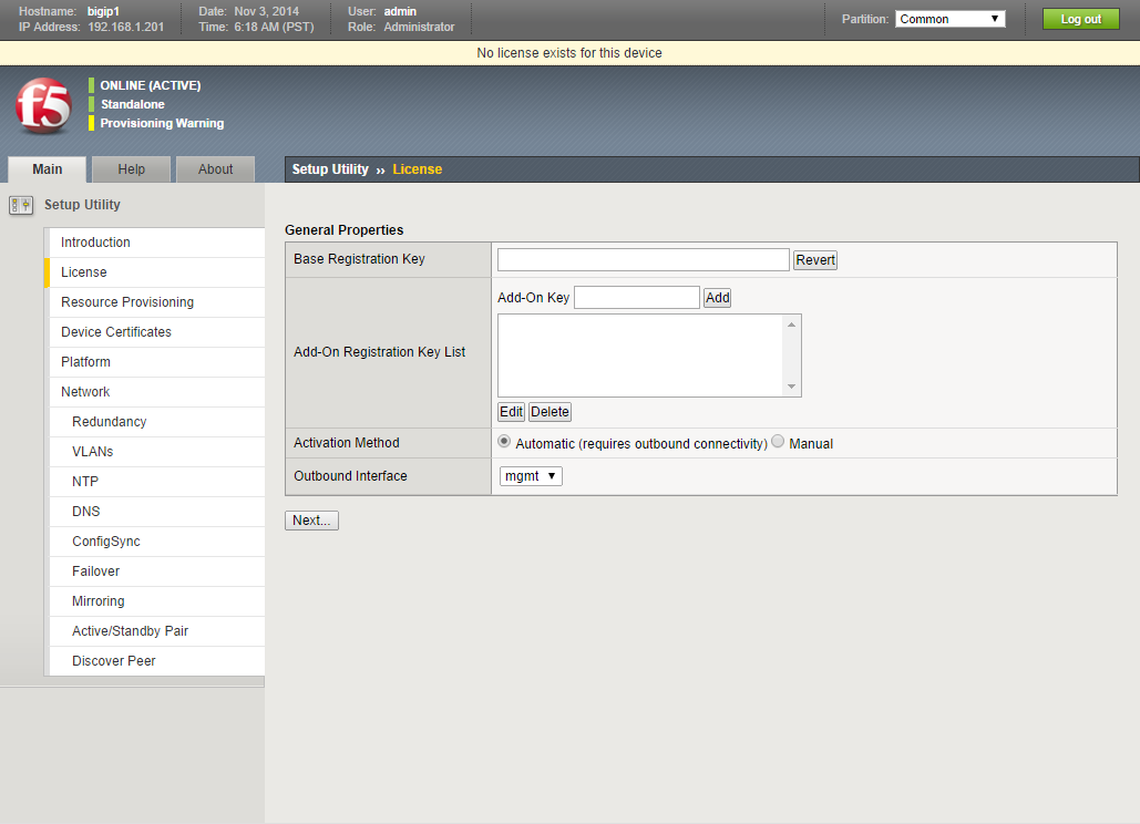 Configuring vRealize Automation Load Balancing Using F5 ...