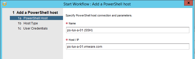How to Add a Linux Machine as PowerShell Host in vRO (Linux