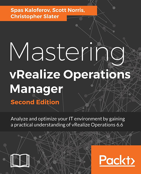 vRealize Operations Manager 2nd Edition on Amazon